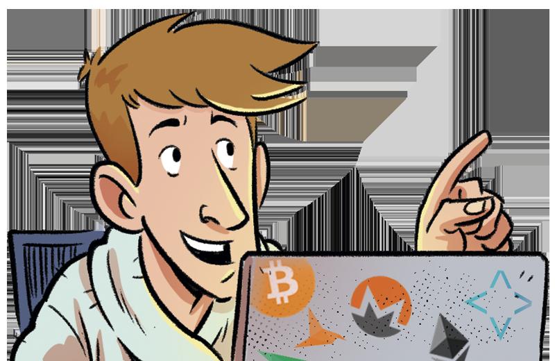 mr meta bitcoin comic